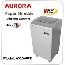Paper Shredder Professional Series AS-1540CD